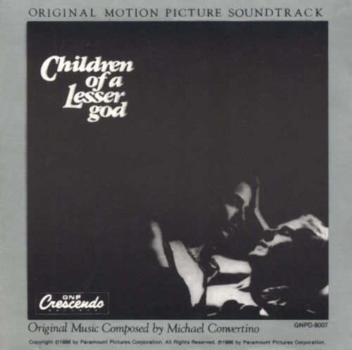 Children of a Lesser God [Original Motion Picture Soundtrack]