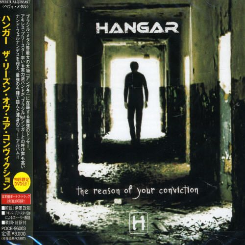 Resultado de imagem para The Reason of Your Conviction Hangar