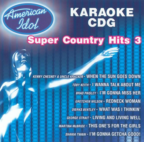 American Idol Super Country Hits, Vol. 3