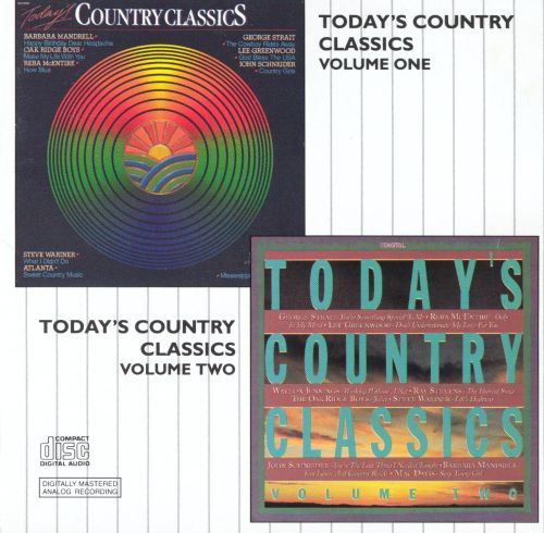 Today's Country Classics, Vols. 1 & 2