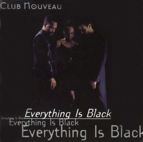 Everything Is Black