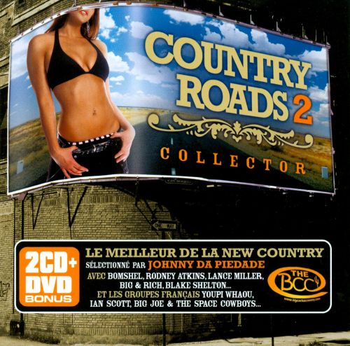 Country Roads 2 Collector [DVD/CD]