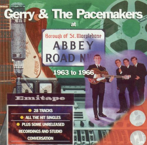 Gerry & the Pacemakers at Abbey Road: 1963-1966