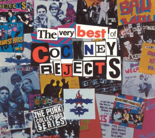 The Very Best of Cockney Rejects