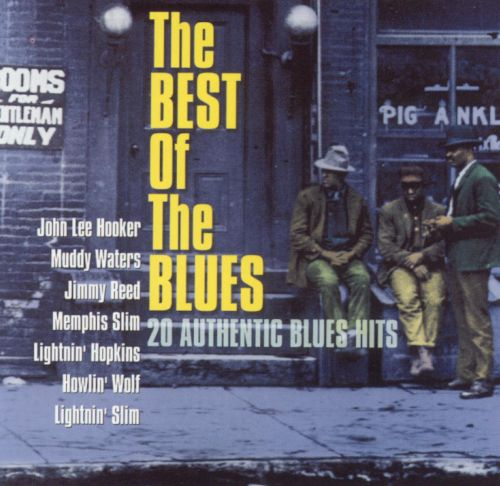 The Best of the Blues [K-Tel]