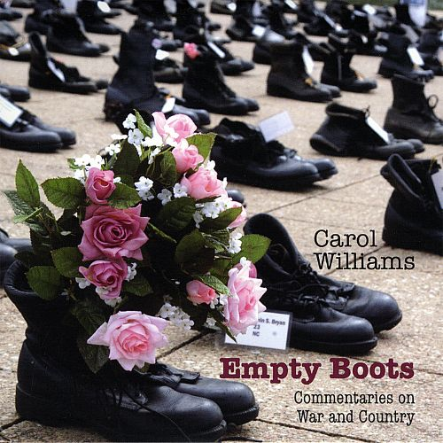 Empty Boots: Commentaries on War and Country
