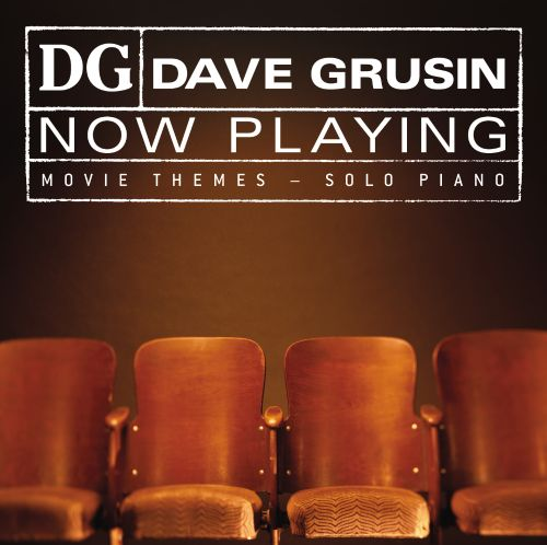 Now Playing: Movie Themes - Solo Piano