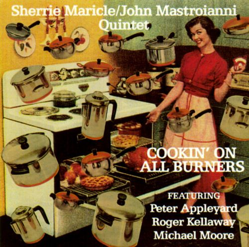 Cookin' on All Burners