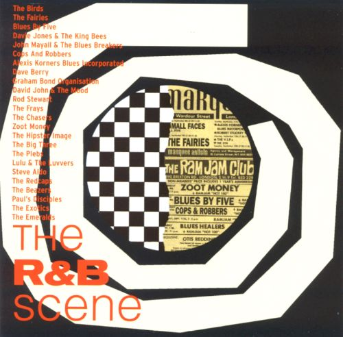 The R&B Scene [See for Miles]