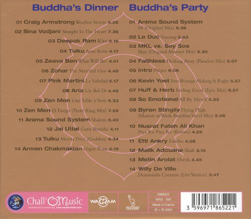 Buddha-Bar, Vol. 1