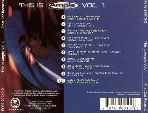 This Is Ample, Vol. 1