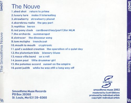 Smoothma Muse Compilation: The Nouve