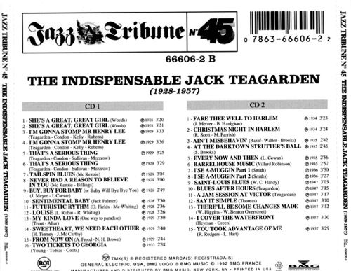 The Indispensable 1928-1957