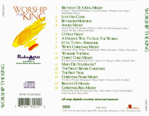 Worship the King [Psalm 150]