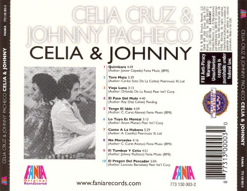 Celia & Johnny