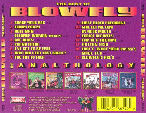 The Best of Blowfly: Analthology