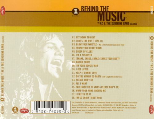 VH1 Behind the Music: The KC & the Sunshine Band Collection