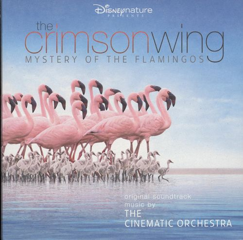 Crimson Wing: Mystery of the Flamingos [Original Motion Picture Soundtrack]
