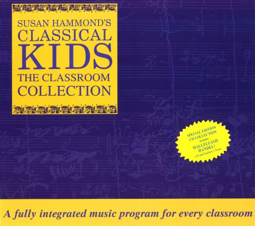 Classical Kids Classroom Collection/VA (Box)