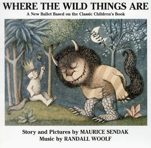 Woolf: Where the Wild Things Are