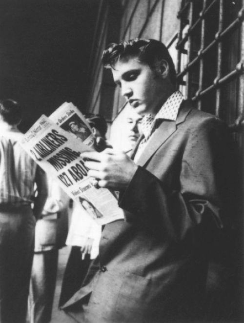 an overview of the elvis presleys success in the music Elvis presley essays & research  the oil crisis, and elvis presleys death is reflected in the arts  brief overview of 1950's culture rock music.
