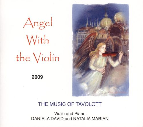 Angel with the Violin
