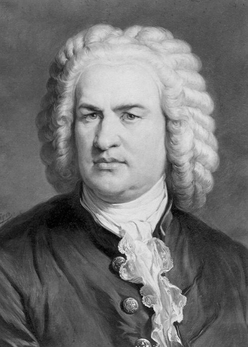 the musical influences of johann sebastian bach Ethan hein, music technology and music education professor author has 124   but the wonderful thing about js bach is that every composer (and every.