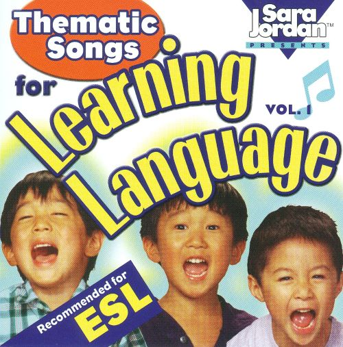 Thematic Songs For Learning Language, Vol. 1