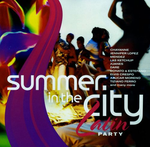 Summer in the City: Latin Party