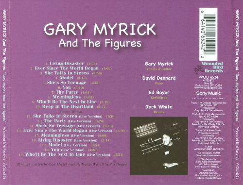 Gary Myrick and the Figures