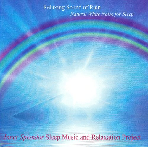Relaxing Sound of Rain: Natural White Noise for Sleep