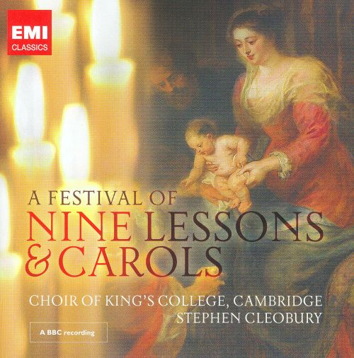 A Festival of Nine Lessons & Carols [2008 Recording]