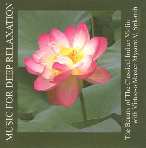Music For Deep Relaxation: the Beauty of the Classical Indian Violin