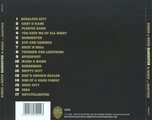 B-Sides and Rarities 1994-2005
