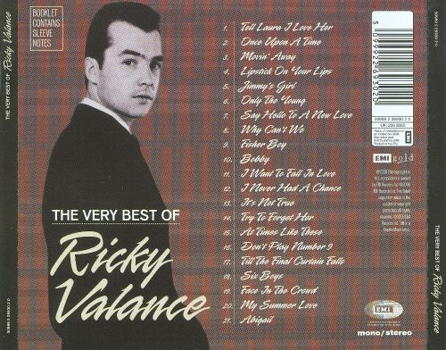 The Very Best of Ricky Valance