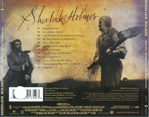 Sherlock Holmes [Original Motion Picture Soundtrack]