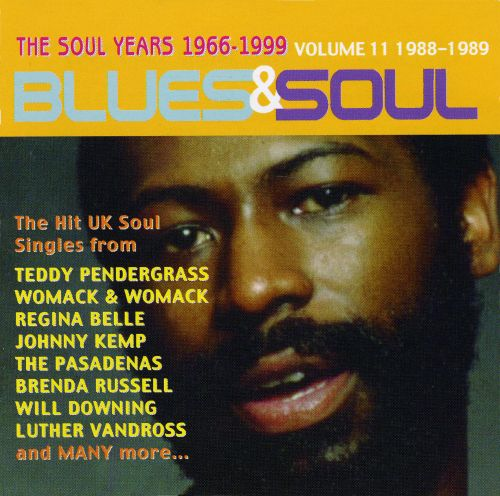 Blues & Soul, Vol. 11: 1988-1989