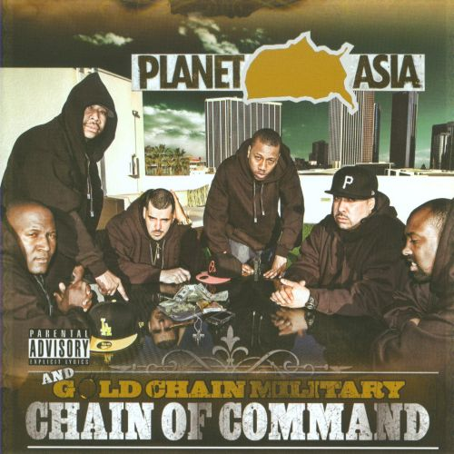 Resultado de imagen para Planet Asia & Goldchain Military - Chain Of Command