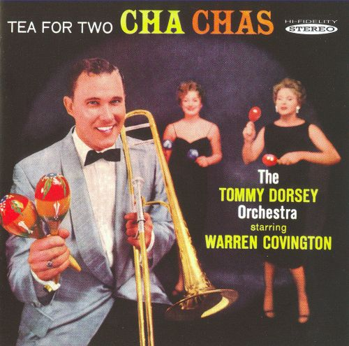 Tea for Two Cha Chas