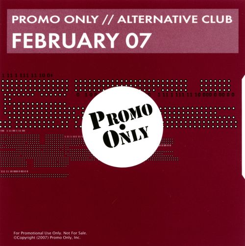 Promo Only: Alternative Club (February 2007)