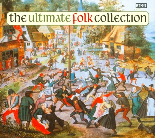 The Ultimate Folk Collection [Sanctuary]