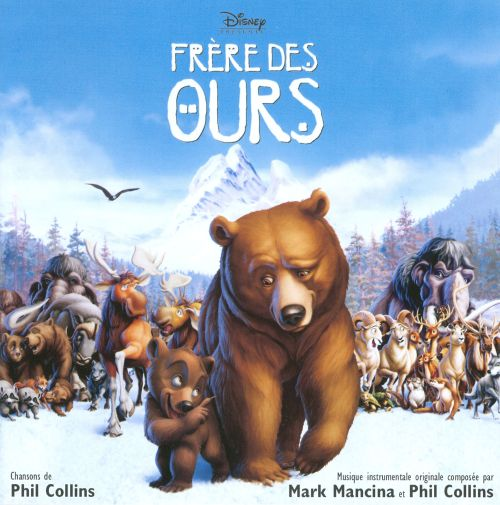 frere des ours original soundtrack songs reviews credits allmusic. Black Bedroom Furniture Sets. Home Design Ideas