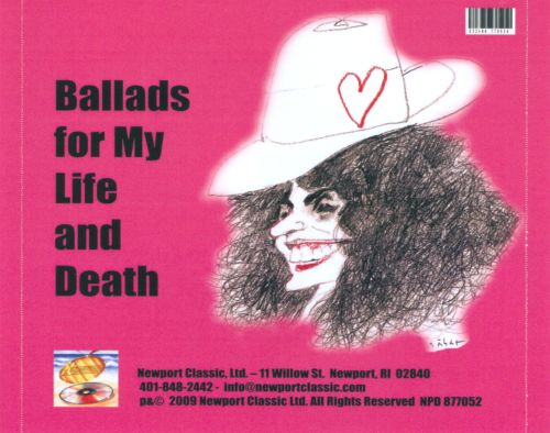Ballads for My Life & Death: Tribute to Piazzolla