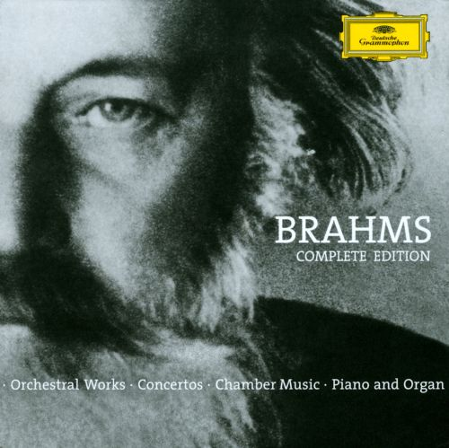 brahms complete edition various artists songs reviews