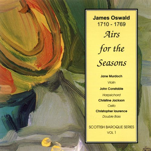 James Oswald: Airs for the Seasons