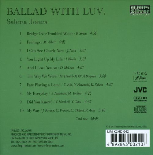Ballad with Luv