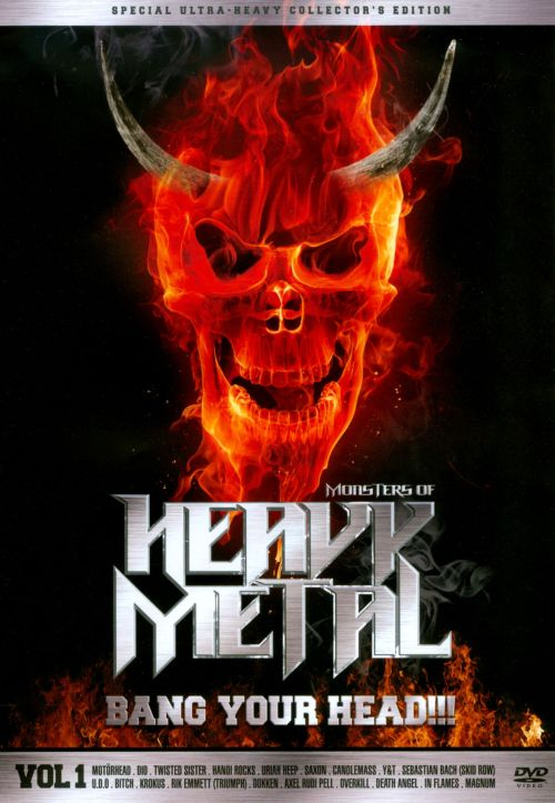 Monsters of Heavy Metal: Bang Your Head!!!, Vol. 1