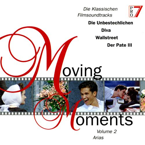 Moving Moments, Vol. 2: Arias
