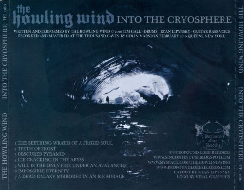 Into the Cryosphere