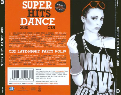 Super Hits Dance 2010